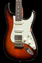 Suhr  Classic S Antique LTD, Roasted Body and Neck, 3 Tone Burst
