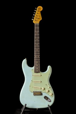 Fender Custom shop  63 Strat Journeyman Relic 2017 Namm Ltd