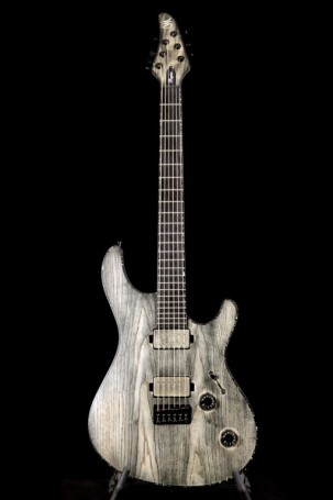 Mayones  Regius 6 Antique Black Oil