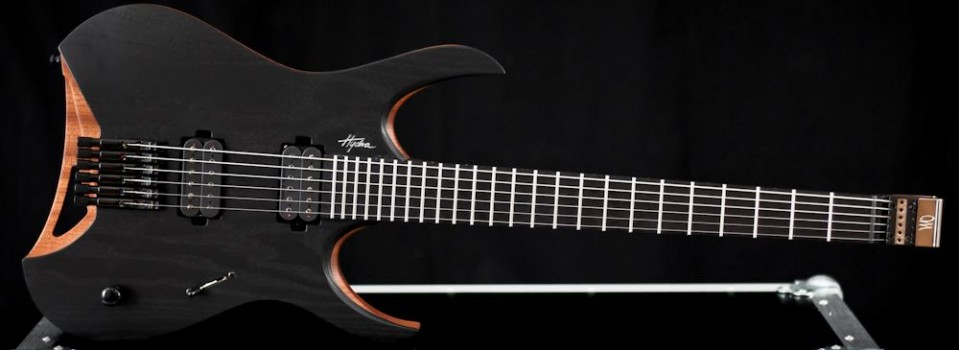 Mayones  Hydra 6 Elite Gothic Black