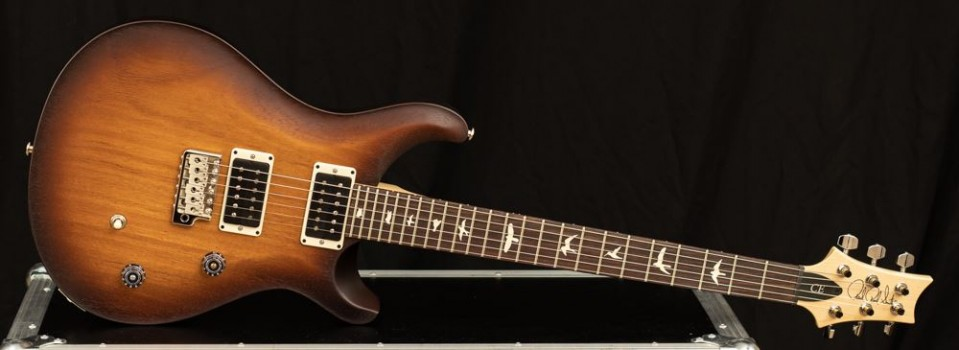 PRS  CE 24 STD Satin LTD McCarty Tobacco Sunburst