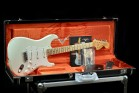 7 - Fender Custom shop  68 Strat Relic, Maple Fingerboard, Aged Olympic White