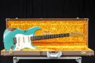 7 - Fender Custom shop  63 Strat Heavy Relic Sea Foam Green