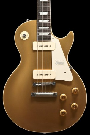 Gibson Custom  56 Les Paul Goldtop VOS