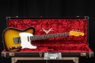 8 - Fender Custom shop  60 Double Bound Telecaster Lush Closet Classic Two Tone SB MN
