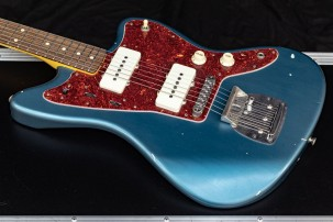 Nash  JM63 Light Relic Ocean Turqoise Lollar Pickups