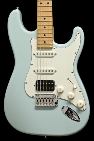 Suhr  Classic S, Sonic Blue, Maple fingerboard, HSS, SSCII