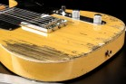 3 - Fender Custom shop  52 Telecaster Heavy Relic Butterscotch Blonde