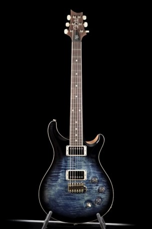 PRS  DGT FZ moons whale blue smoked burst
