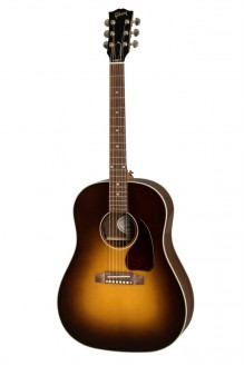 Gibson J-45  Studio Walnut Burst