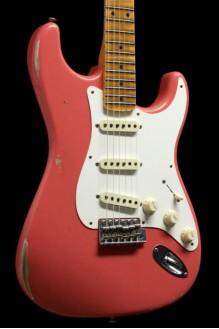 1958 Stratocaster Relic Ltd Ed Fiesta Red