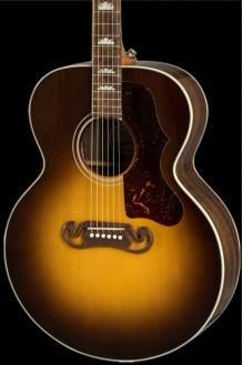 Gibson J-200 Studio (Burst) Walnut Burst