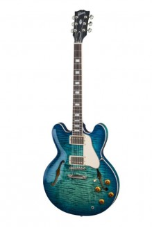ES-335 Figured Aquamarine Aquamarine 2018