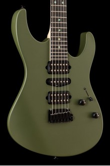 Modern Terra, Dark Forest Green, Ebony fingerboard HSH  preorder