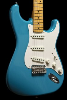 55 Stratocaster Taos Turquoise MN LCC