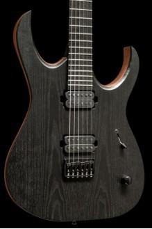 Duvell 6 Gothic Trans Black Matt nr.1