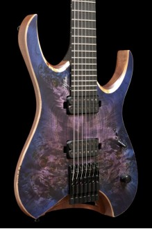 Hydra 7 Elite Purple Blue Burst
