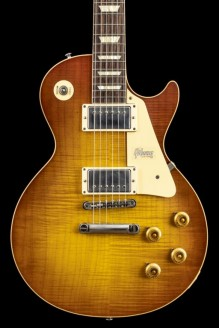 1958 Les Paul Standard Reissue VOS Iced Tea Burst