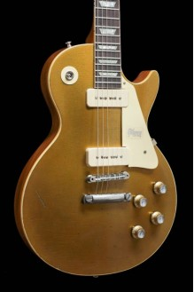 68 Les Paul Std 50th Anniversary Heavy Aged 60s Gold