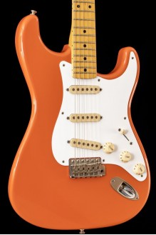 Stratocaster California Series Sunset Coral Used Mint