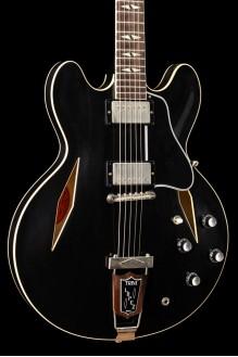 Gibson 1964 Trini Lopez Standard Reissue VOS Ebony NH