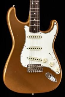 1970 Stratocaster Journeyman Relic Aged Firemist Gold