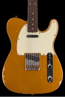 #28 LTD '61 Telecaster - relic, aged aztec gold preorder