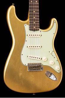 1960 Stratocaster Custom-Built LTD Journeyman Relic Aged Aztec Gold