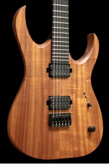Duvell Elite 6 Koa 3A Natural Finish