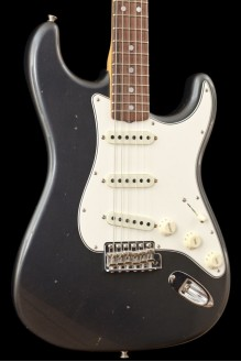 1970 Stratocaster Journeyman Relic RW Aged Charcoal Frost Metallic