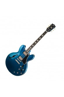 Shop ES-335 Block Candy Apple Blue Heavy Aged