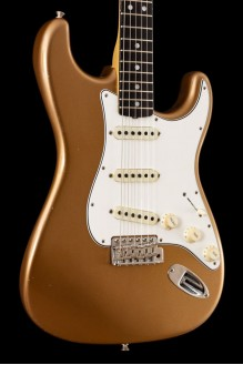 1970 Stratocaster Journeyman Relic Aged Firemist Gold preorder