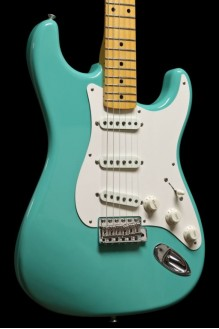 55 Stratocaster Sea Foam Green MN LCC