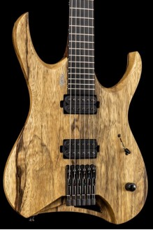 Hydra 6 Black Limba Natural