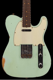 #30 LTD '61 Telecaster - relic, faded Shell Pink preorder