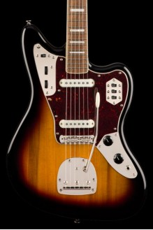 Classic Vibe 70s Jaguar Laurel Fingerboard 3-Color Sunburst