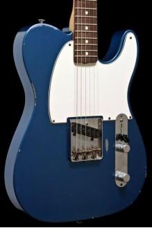 Fender CS 59 Esquire Dark LPB Relic USED
