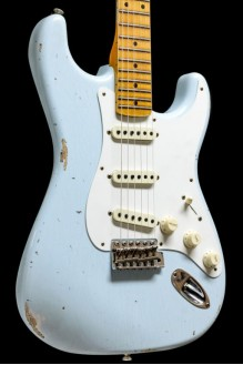 1956 Relic Stratocaster LTD ED Faded Sonic Blue