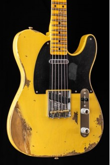 53 Tele Heavy Relic Butterscotch Blonde
