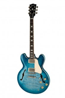 Gibson ES-335 FIGURED, Glacier Blue NEW 2019