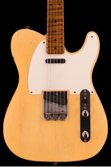 #14-LTD '55 Telecaster - Journeyman relic, super faded Nocaster blonde preorder