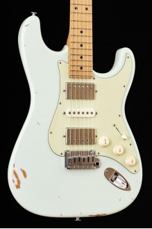 Ian Thornley Classic S Antique Sonic White HSH