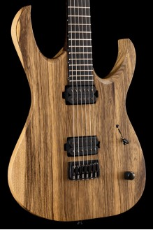 """Duvell BL 6 Black Limba 27"""" Scale"""