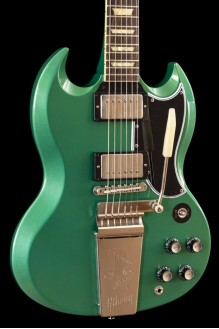 1964 SG Standard Maestro Inverness Green Metallic