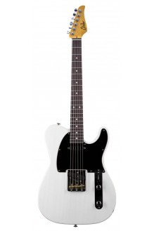 Classic T Paulownia EU LTD, Trans White RW fingerboard preorder