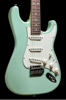 Classic-S Indian Rosewood SSS Surf Green B-Stock