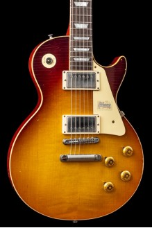 58 Les Paul Standard Pale Whisky Burst Lightly Aged NH PSL