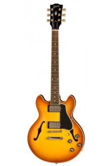 Gibson ES-339 GLOSS , Light Caramel Burst NEW 2019