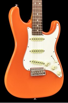 Scott Henderson Signature Classic S Fiesta Orange