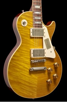 Standard Historic 1959 Les Paul Standard VOS 2017 Lemon burst